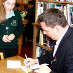 Stephen Davies author visit