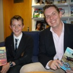 Year 9 Oakham school author visit 2