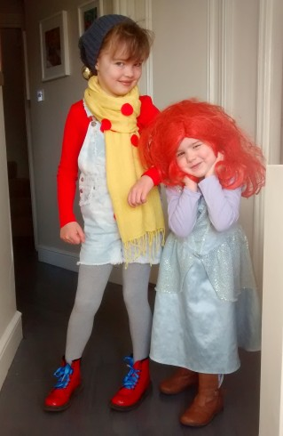 World Book Day 2016 costumes