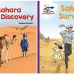 Sahara Discovery and Sahara Survival by Stephen Davies for Rising Stars Reading Planet series