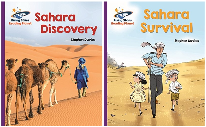 SAHARA DISCOVERY and SAHARA SURVIVAL now available for pre-order