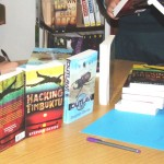 Books for sale and signing - Stephen Davies