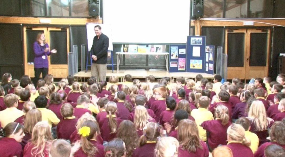 World Book Day 2016 author visits for schools