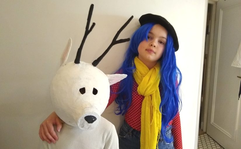 How to make Hilda and Twig costumes for World Book Day