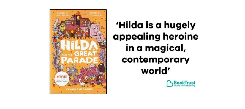 Booktrust review of Hilda 2