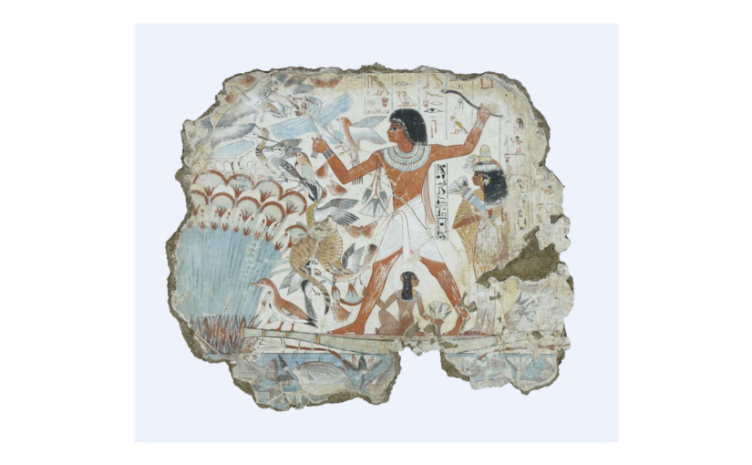Treasures of Ancient Egypt Day 7 – hunting in the marshes