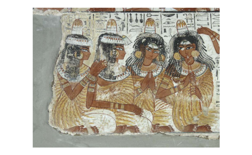 Treasures of Ancient Egypt Day 5 – Nebuman's banquet
